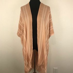 Free People Sweaters - FREE PEOPLE |  Taupe Day Dream Kimono OS